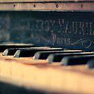 The piano #3 by Nicolas Noyes