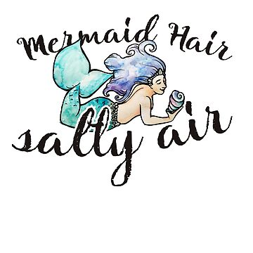 Mermaid hair salty air by Boogiemonst