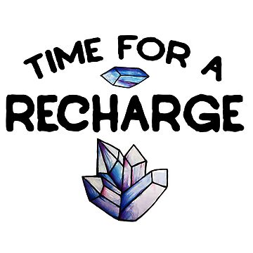 Time for a recharge  by Boogiemonst