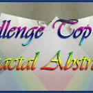 Fractal Abstracts Banner for Top 10 Challenge Winners by rocamiadesign