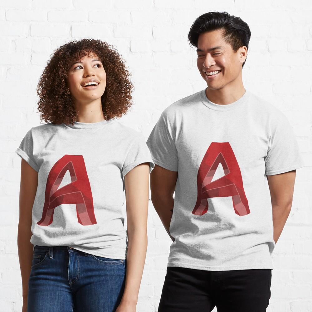 3D Cad/Cam/Cae Auto Cad Designer Classic T-Shirt