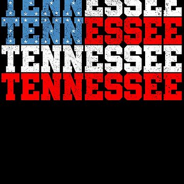 Tennessee by 4tomic