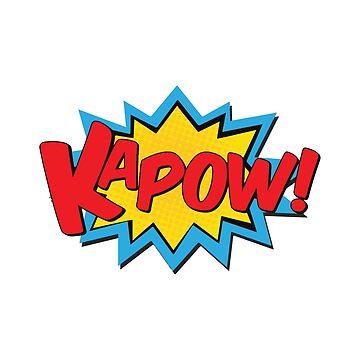 Kapow by cadcamcaefea