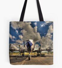 Blue Yonder Tote Bag