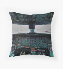 Engineer's View Throw Pillow