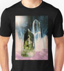 Quartz Points Unisex T-Shirt