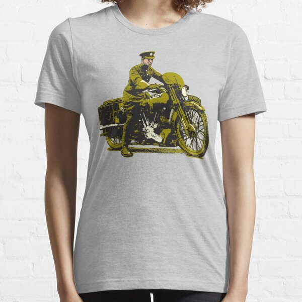 Lawrence of Arabia on his beloved Brough Essential T-Shirt