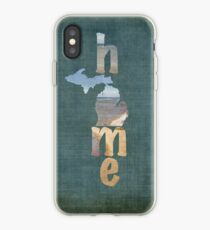 Michigan Home iPhone Case