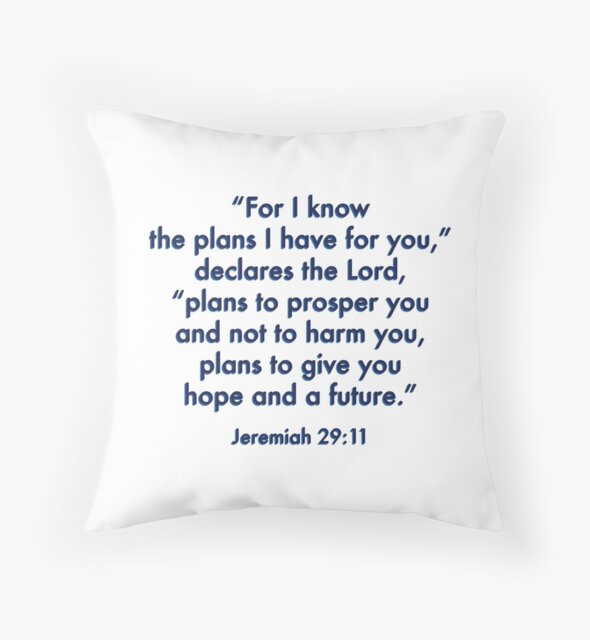Jeremiah 29:11 by Defff