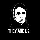 THEY ARE US Jacinda Ardern in hijab New Zealand Prime Minister Kiwi by starkle