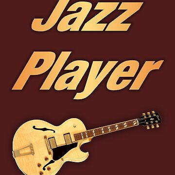 Guitar Jazz Player by kennyn