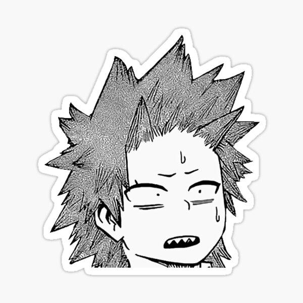 Kirishima Sticker