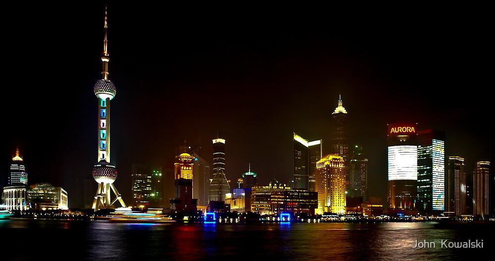 Shanghai Nights by John  Kowalski