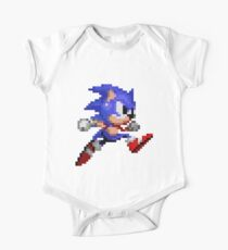 SONIC DASH! One Piece - Short Sleeve