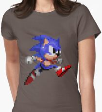 SONIC DASH! Womens Fitted T-Shirt