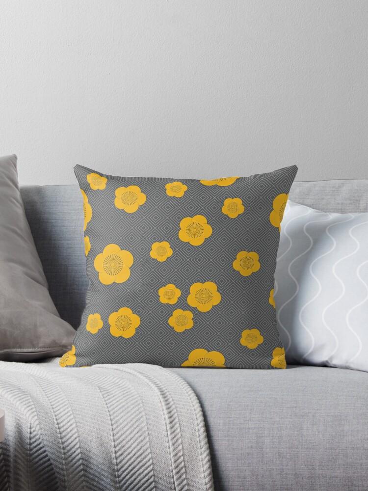 Geometric Flower Pattern 1 by christymcnutt