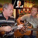 Paul Thompson & Troy Cassar-Daley by Paul Thompson