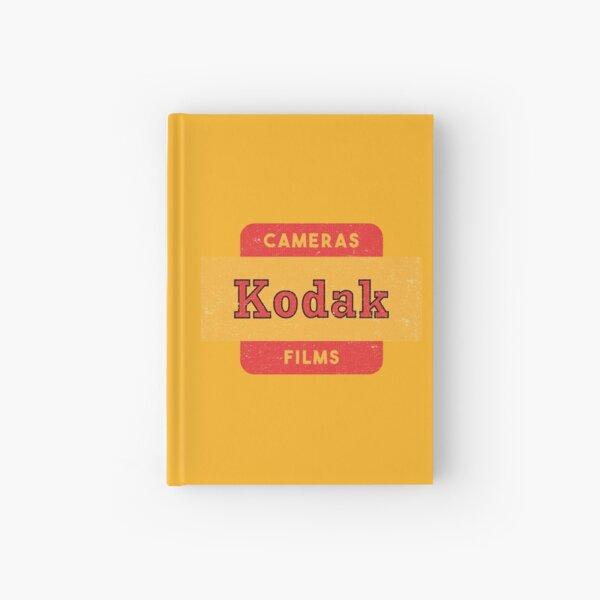 Kodak Camera & Films Hardcover Journal