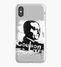 Coulson iPhone Case/Skin