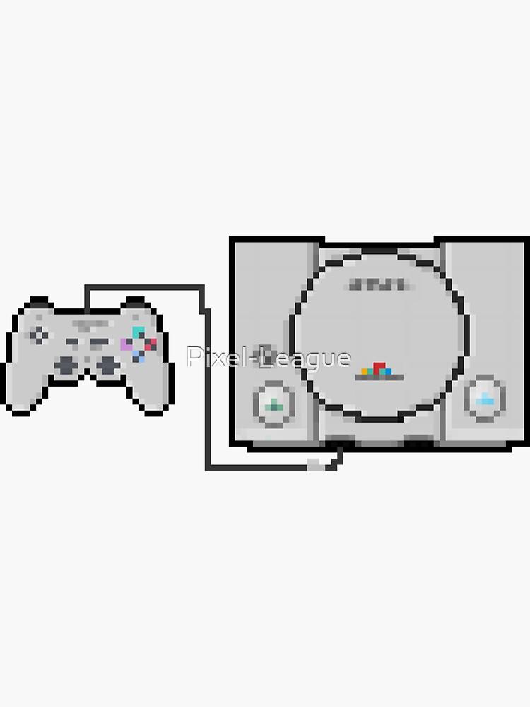 Playstation Sprite - Liebe die erste Generation! von Pixel-League