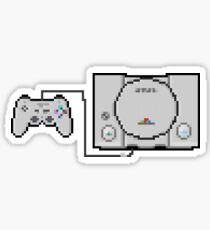 Playstation Sprite - Love the first generation! Sticker