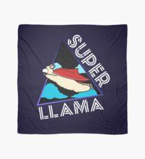 Super Llama Superhero Animal Gift Comic Scarf