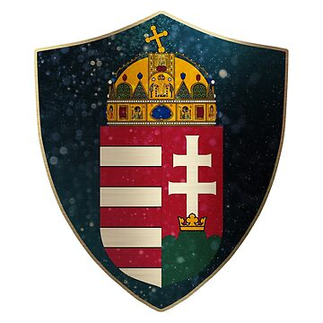 Hungary Coat of Arms by ockshirts