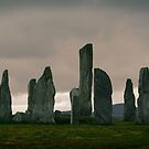 Dawn at Calanais Standing Stones by Kasia-D