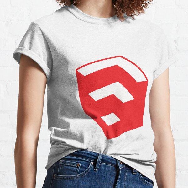 3D Cad/Cam/Cae Sketch Up Designer Classic T-Shirt
