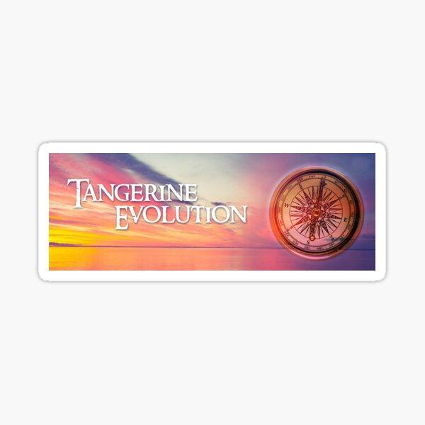 Tangerine Evolution Sticker