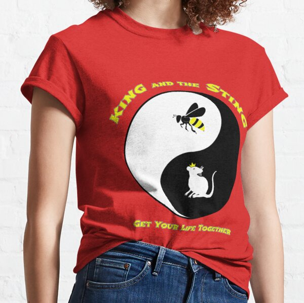 King and the Sting Classic T-Shirt