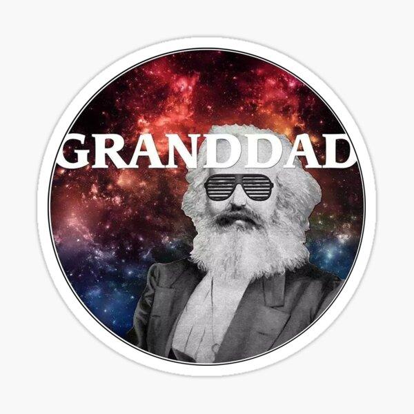 Granddad Sticker