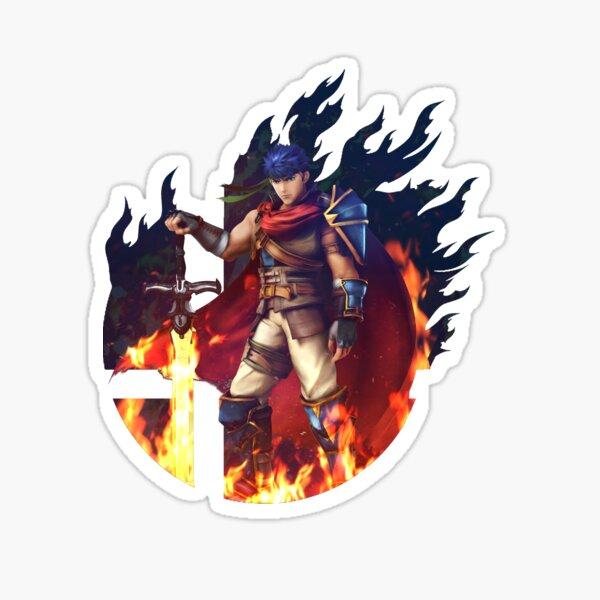 Smash Hype - Ike Sticker
