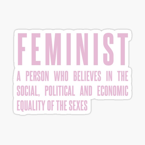 ***Flawless - Feminist Sticker