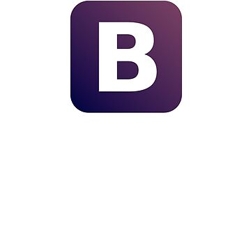 Bootstrap high quality logo by WeeTee