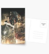 Steampunk Postales