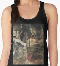 Steampunk Camiseta de tirantes para mujer