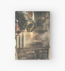 Steampunk Cuaderno de tapa dura