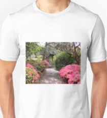 Floral Pathway, Chinese Friendship Gardens, Sydney, Australia. T-Shirt