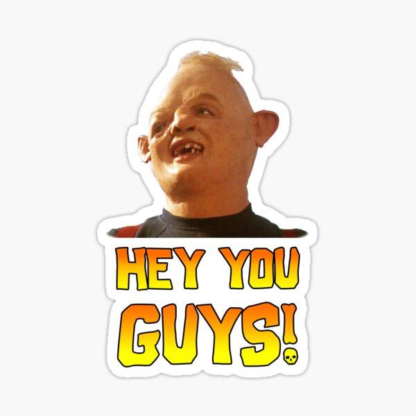 SLOTH - HEY YOU GUYS! Sticker