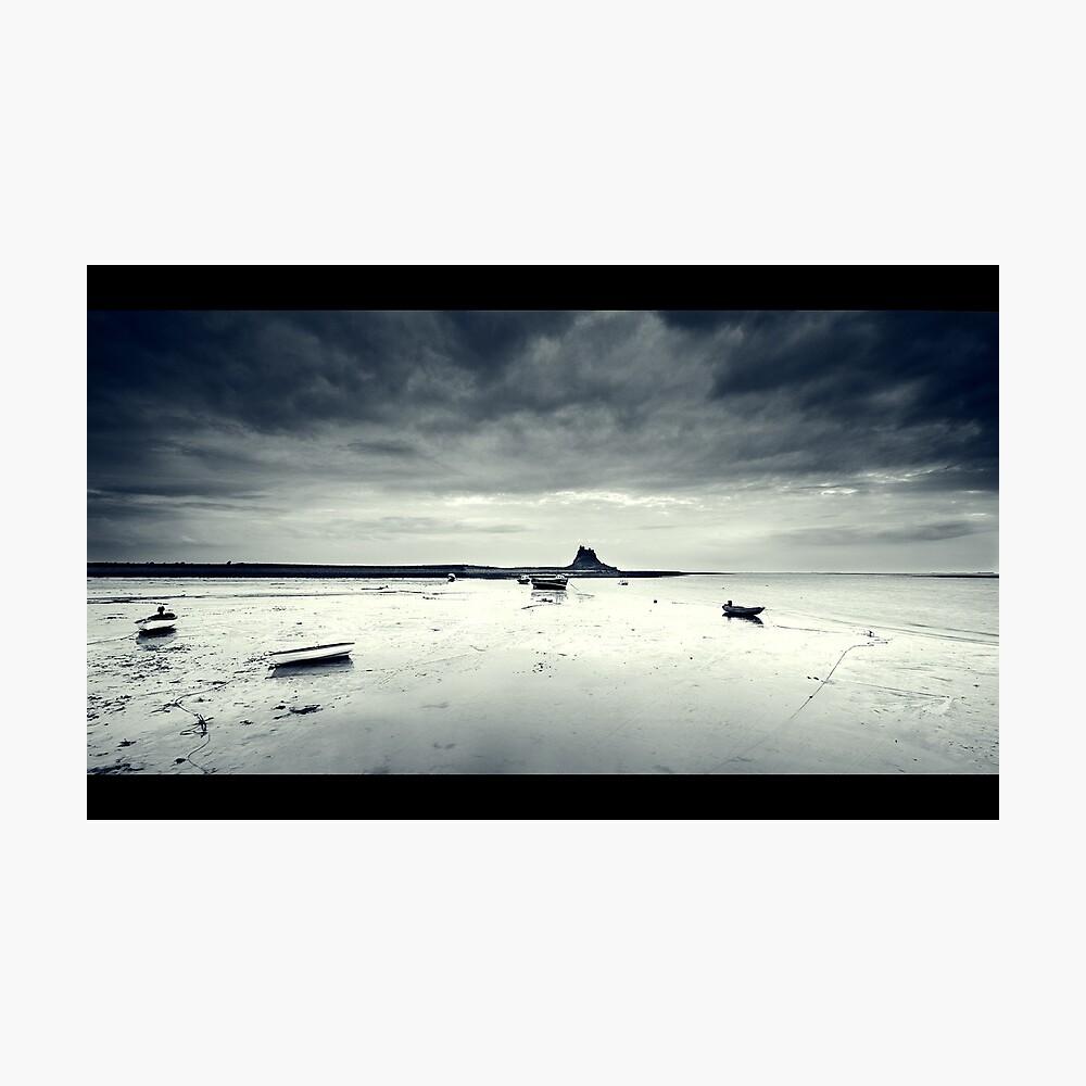 Bleak harbour Photographic Print