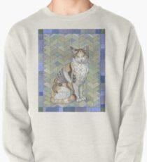 Calico Cat Pullover Sweatshirt