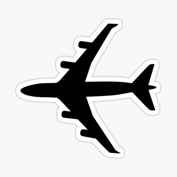 Airplane plane Sticker