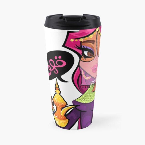 Gahwa: Coffee Chick Travel Mug