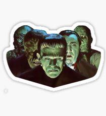 Pegatina Gang of Monsters