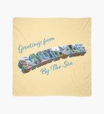 NDVH Greetings from Saltburn-by-the-Sea Scarf