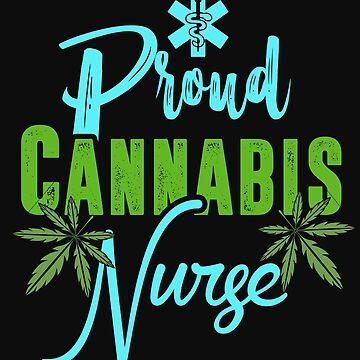 Marijuana Cannabis Support Proud Nurse CBD Oil Cure Awareness Shirt Nurse Hat by normaltshirts