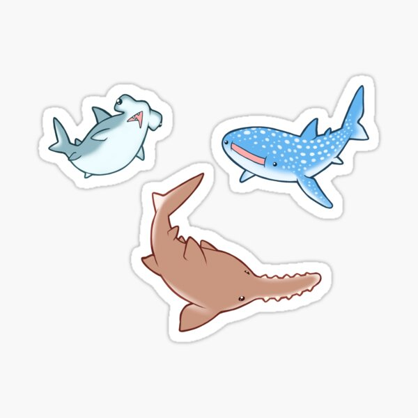 Sharkies Sticker