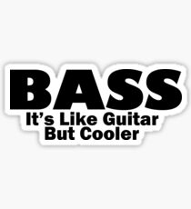 Bass for ever Sticker