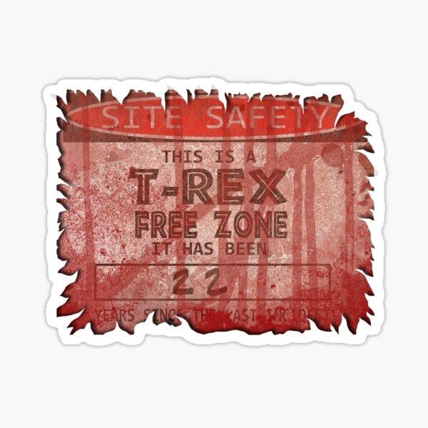 Site Safety Sticker